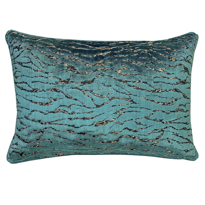 Empress Pillows | Size 18X26 | Color Cerulean
