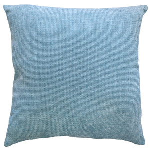 Jessa Pillow | Size 23X23 | Color Turquoise