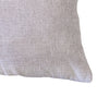 Jessa Pillow | Size 23X23 | Color Pewter