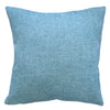 Josie Pillow | Size 20X20 | Color Turquoise