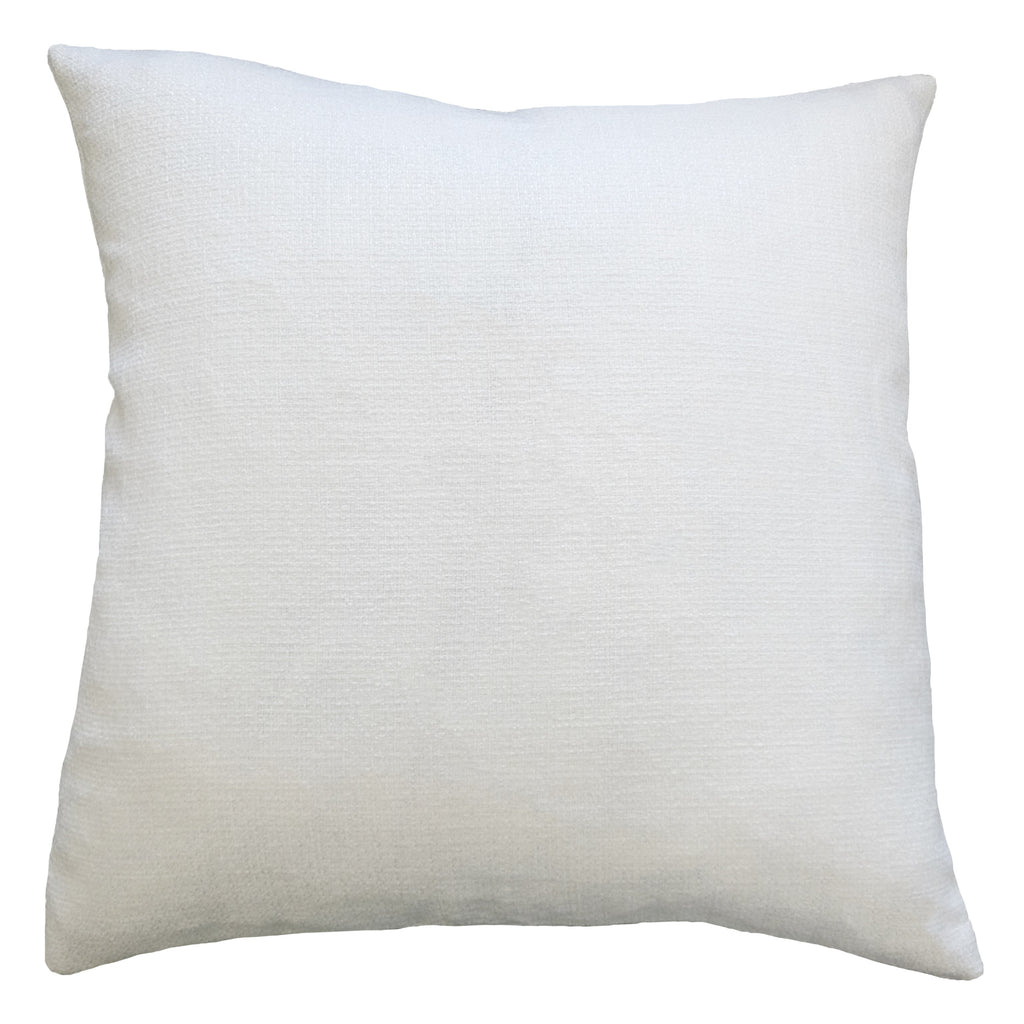 Josie Pillow | Size 23X23 | Color Ivory