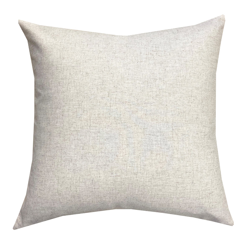 Liana Pillows | Size 20X20 | Color Natural