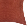 Louisa Pillows | Size 18X23 | Color Rust