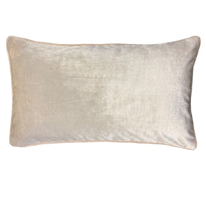 Margo Pillows | Size 16x28 | Color Ivory