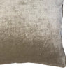 Margo Pillows | Size 16x28 | Color Pewter