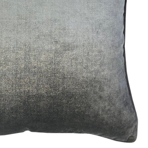 Margo Pillows | Size 23X23 | Color Gray
