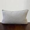 Massimo Pillow | Size 16X26 | Color Silver