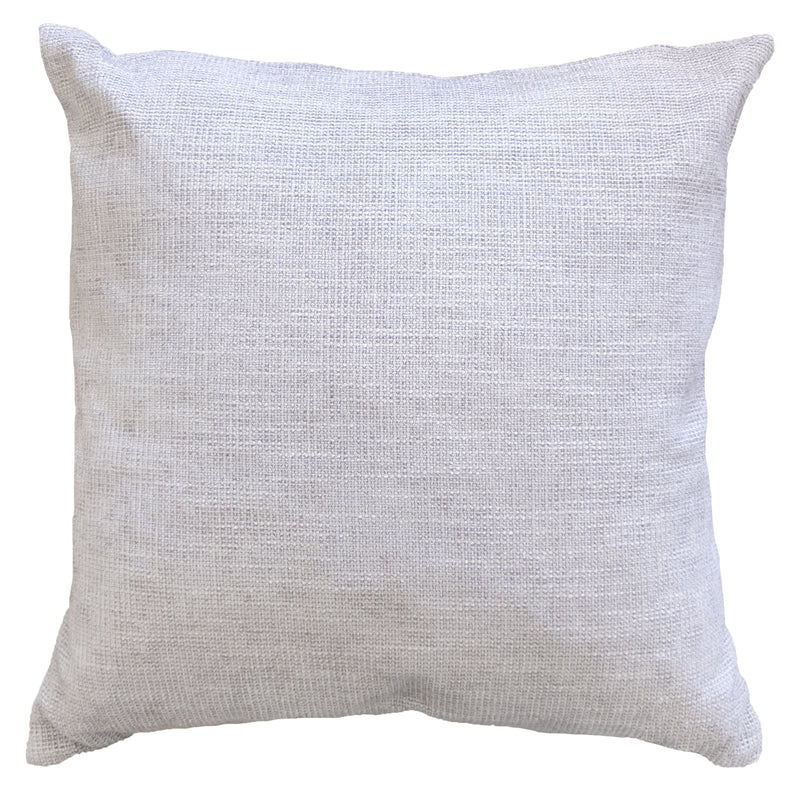 Mavel Pillow | Size 20X20 | Color Silver