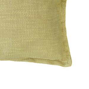 Reno Pillow | Size 22X22 | Color Apple