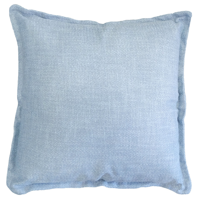 Reno Pillow | Size 22X22 | Color Sky