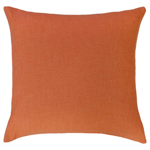 Abella Pillows | Size 20X20 | Color Rust - Rodeo Home