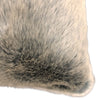 Alaska Pillow | Size 14X21 | Color Gray