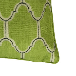 Alaya Pillows | Size 23X23 | Color Olive