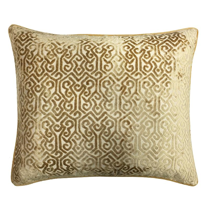 Alexandra Pillow | Size 20X24 | Color Beige
