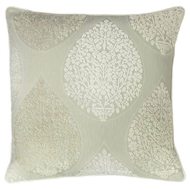 Alpine Pillows | Size 23X23 | Color Ecru