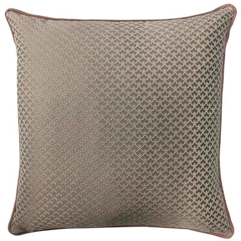 Amira Pillow | Size 20X20 | Color Mauve
