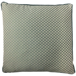 Amira Pillow | Size 20X20 | Color Teal