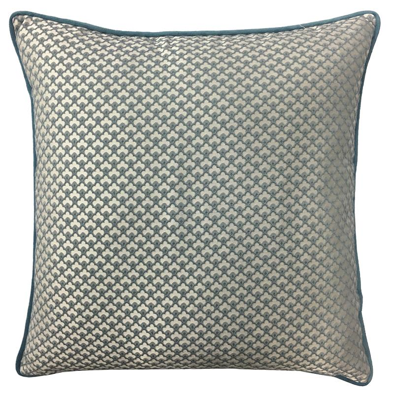 Amira Pillow | Size 20X20 | Color Ocean