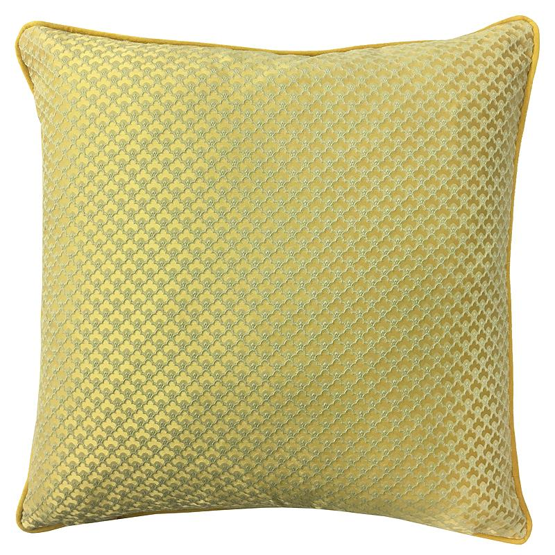 Amira Pillow | Size 20X20 | Color Gold