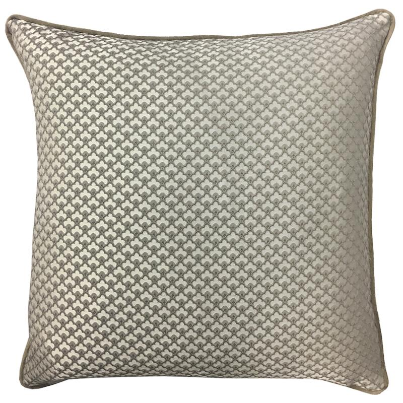 Amira Pillow | Size 20X20 | Color Flax