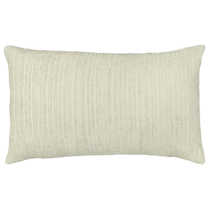 Amora Pillow | Size 16X26 | Color Ivory