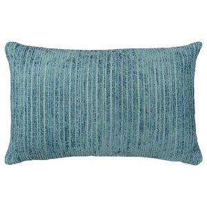Amora Pillow | Size 16X26 | Color Denim