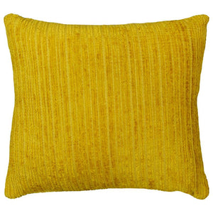 Amora Pillow | Size 18X20 | Color Mustard