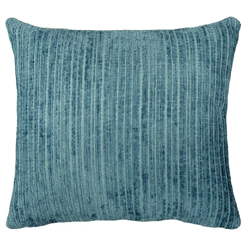 Amora Pillow | Size 18X20 | Color Denim