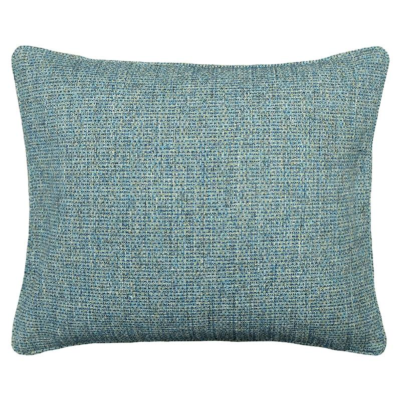 Anabelle Pillows | Size 18X22 | Color Cerulean