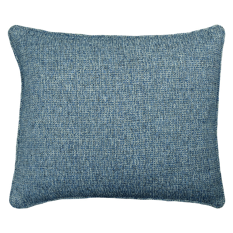 Anabelle Pillow | Size 18X22 | Color Denim