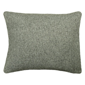 Anabelle Pillow | Size 18X22 | Color Charcoal