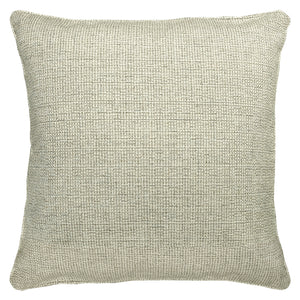 Anabelle Pillows | Size 23X23 | Color Silver