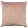Asher 2 Pack Pillows | Size 20x20 | Color Blush
