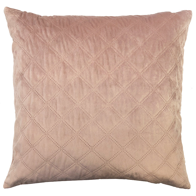 Asher Pillows | Size 20X20 | Color Blush