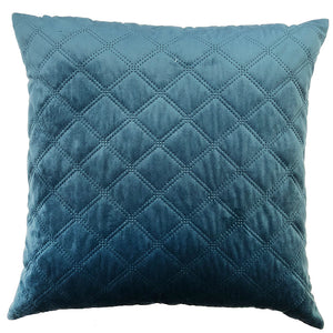 Asher 2 Pack Pillows | Size 20x20 | Color Denim