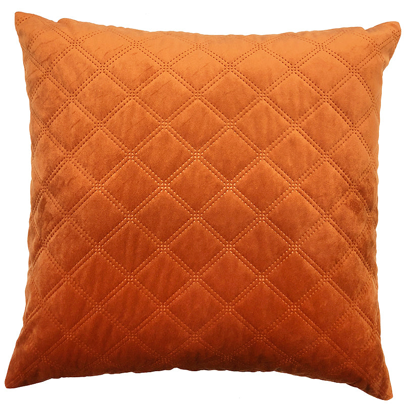 Asher 2 Pack Pillows | Size 20x20 | Color Spice