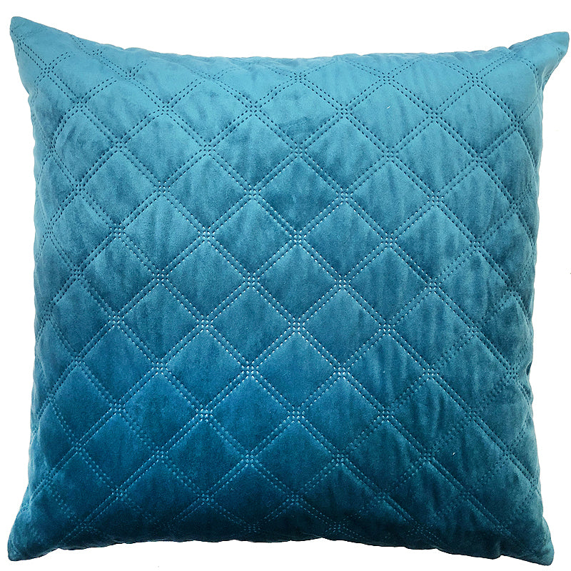 Asher 2 Pack Pillows | Size 20x20 | Color Peacock