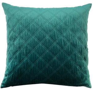 Asher Pillows | Size 20X20 | Color Emerald