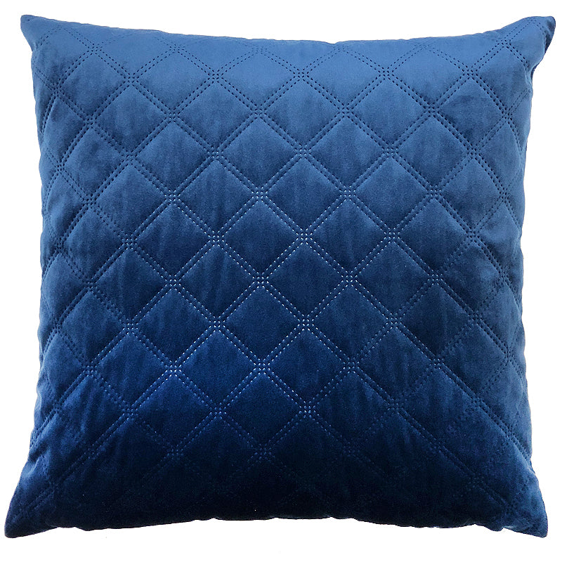 Asher Pillows | Size 20X20 | Color Sapphire