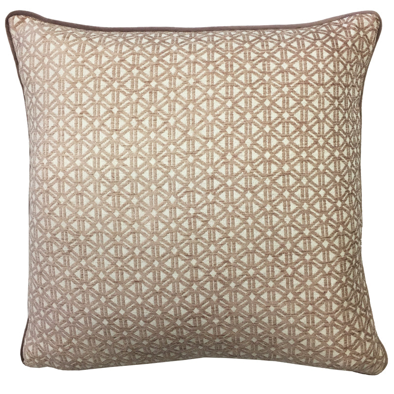 Athena Pillow | Size 20X20 | Color Blush
