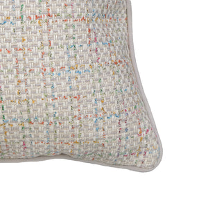 Bedford Pillow | Size 16X26 | Color Ivory