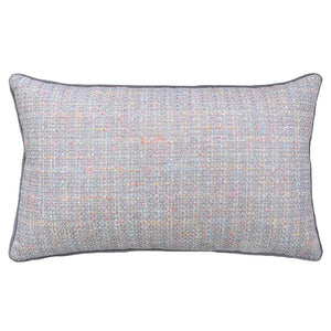 Bedford Pillow | Size 16X26 | Color Gray