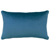 Bedford Pillow | Size 16X26 | Color Navy