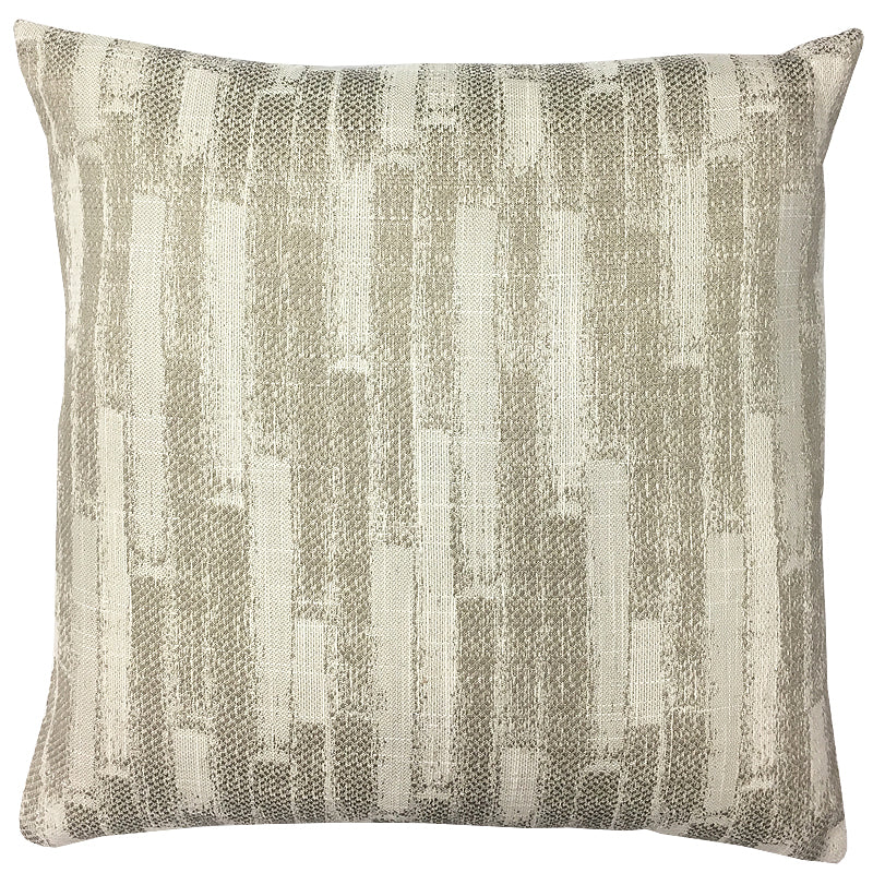 Berlin Pillow | Size 20X20 | Color Latte