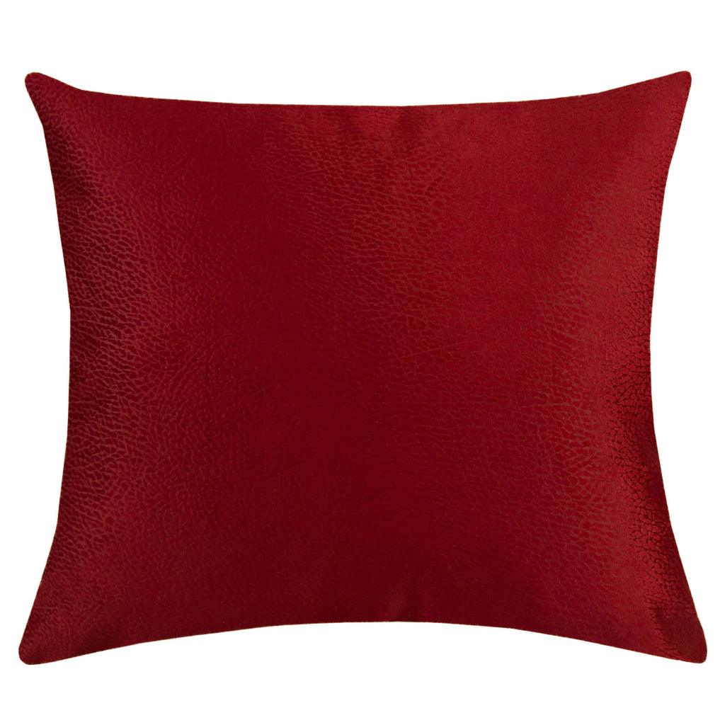 Blaine Pillow | Size 18X20 | Color Red