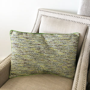 Bradshaw Pillow | Size 18X26 | Color Apple