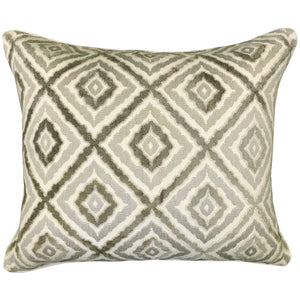 Brandis Pillows | Size 20X24 | Color Pewter