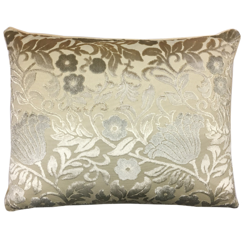 Bright Pillow | Size 20X26 | Color Champagne