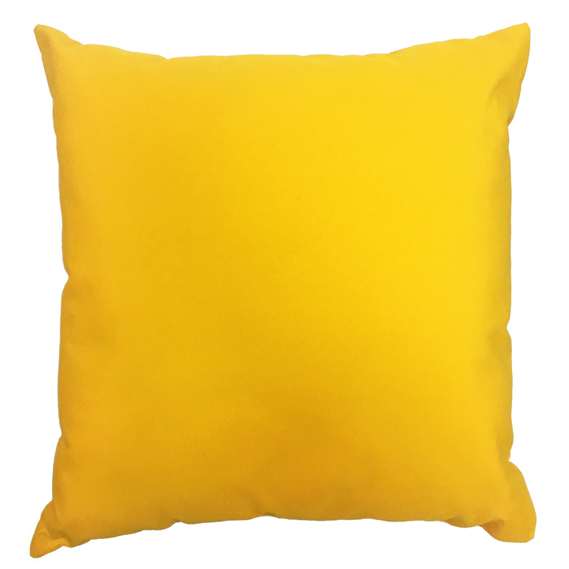 Cabo Pillow | Size 20X20 | Color Lemon