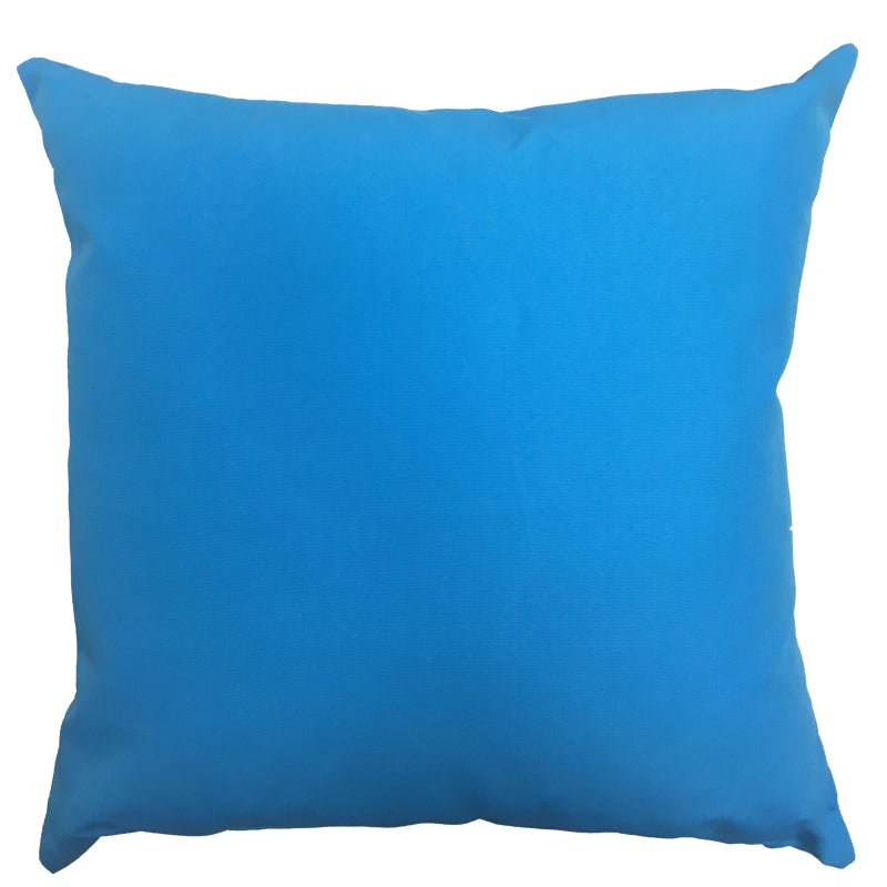 Cabo Pillow | Size 20X20 | Color Ocean